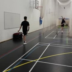 Last Night Of The....Indoor Nets (Take 2)
