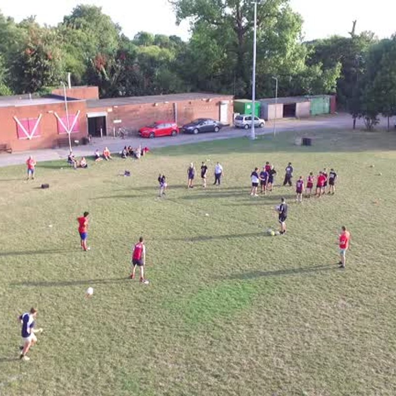 Academy training from the Air