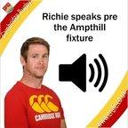 Richie speaks pre-Ampthill