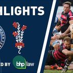 HIGHLIGHTS - DMP v Blackheath