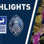 HIGHLIGHTS - Bishop's Stortford v DMP - 2018/19