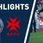 HIGHLIGHTS - Mowden Park v Rosslyn Park 2018/19