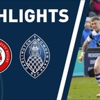 HIGHLIGHTS - Moseley v Mowden Park