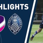 HIGHLIGHTS - Loughborough v Mowden Park