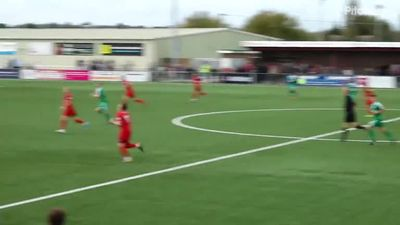 VIDEO: Charlie Sheringham goal