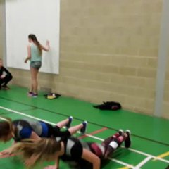 Under 17's Fitness Session