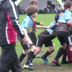 harlequins match - running