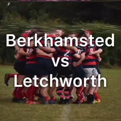 Berkhamsted vs Letchworth