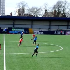 Becci Lilley Goal