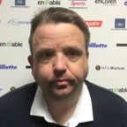 Thomas Bailie's post match comments after our stalemate against Stourbridge