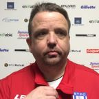 Thomas Bailie's post match comments after our 2-1 win over Halesowen Town