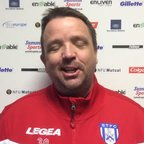 Thomas Baillie's post match comments after an excellent 1-0 win over AFC Rushden & Diamonds