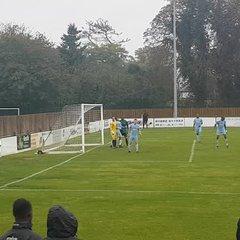 Zak Bryon goal v Whyteleafe