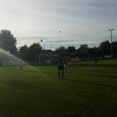 Tarik Ibrahim goal v Ramsgate