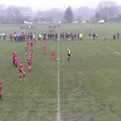 Old Boys Game 2018 - First Half