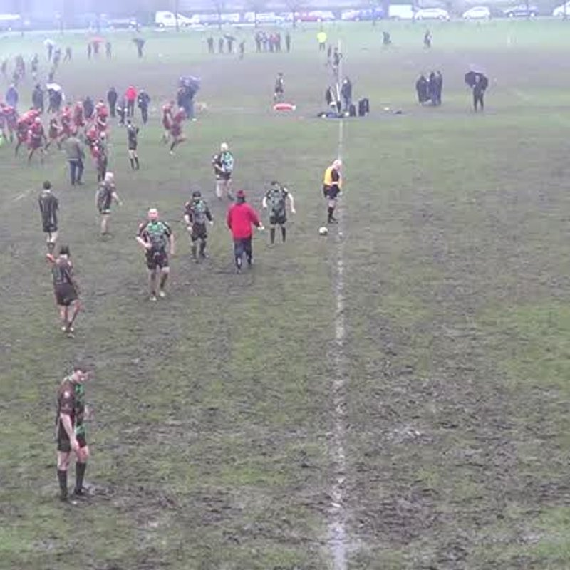 Old Boys Game 2018 - Second Half