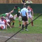 Ian Burch - Try 2 vs Bromsgrove