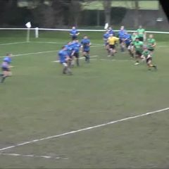 Jiute Tupua - Try 4 vs Weston-super-Mare
