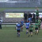 Peceli Nacamavuto - Try 6 vs Weston-super-Mare