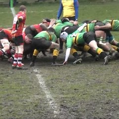 Try 5 vs Lydney - Jiute Tupua