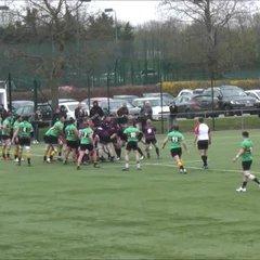 1XV vs Maidenhead - Vic Hardwicke try