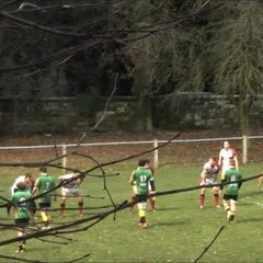 Simon Haddad - Try 6 vs Bromsgrove