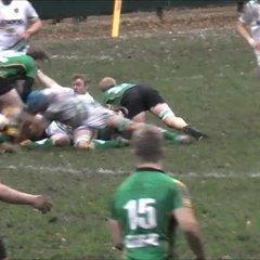 Ben Yates - Try 5 vs Newton Abbot