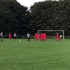 Ryan Clay Freekick 30.8.27 vs Brighouse OB