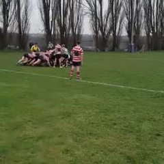 Bonus point try vs. Finchley