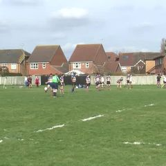Egham Hollowegians vs Horley 11-03-2017