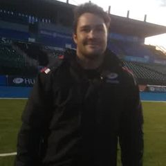 Brad Barritt - Congratulations Upminster RFC