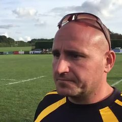 Tring v CS Stags Interview with Giles
