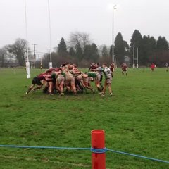 Devon U20s Team TRY v Gloucestershire U20s