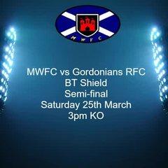 MWFC vs Gordonian Preview