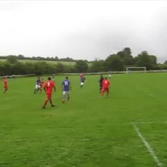 1st Goal vs Purton