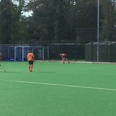 Men 1s Short corner 24min 1st Half 2nd Goal 13/10/2018