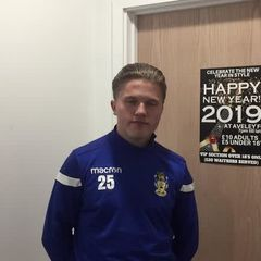 Recent Signing Jake Pitty