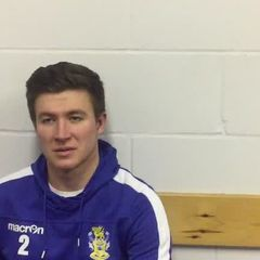 James Love - Post Match Dereham Town - Away