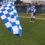 Wealdstone FC Flag Bearers