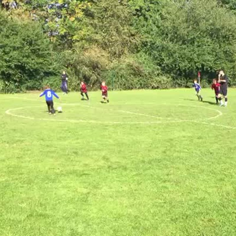 Stuart Lumm Goal - U8 Black