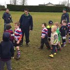 Under 7s - Game Over - Clap the Boys In
