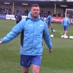 Matchday at the Moors vs AFC Fylde