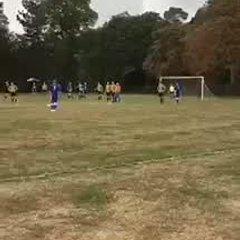 Kieran Smith Free Kick