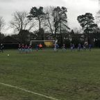 Burghfield FC v Berks County - Highlights