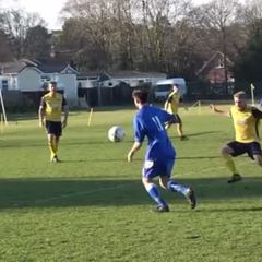 Tom Marrs Goal v Mortimer