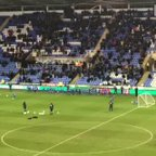 U9s & U10s HT Penalties at the Madejski Stadium
