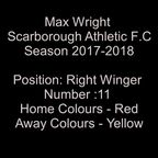 Max Wright's Loan Highlights