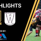 1st XV vs Weavering [H] Highlights (Late Red 3)
