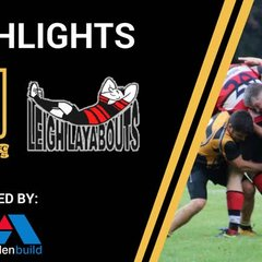 1st XV vs Leigh [H] Highlights (Late Red 3)