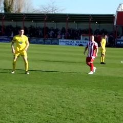 Lee Shaw Goal against Stourbridge